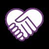 Icon Heart SQR P